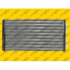 Радиатор печки MAN F2000 M2000