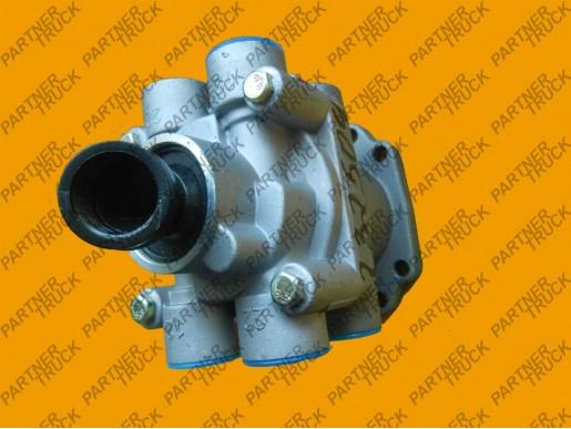 Главный тормозной клапан Главный тормозной клапан  MEGA, DAF (95XF, 85CF, 75CF, 65CF) [1209116]
