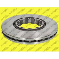 Тормозной диск лев./прав. (430mmx45mm)  SAF B, SKRB