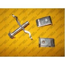 Монтажный комплект тормозного диска DAF XF/CF