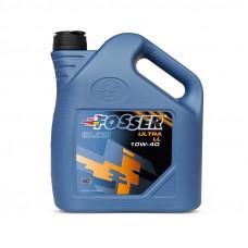 Моторное масло полусинтетика FOSSER Ultra LL 10W-40 4L