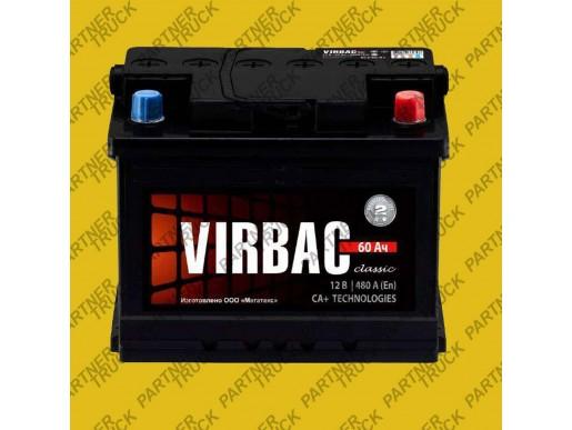 Аккумулятор  60AH  540A