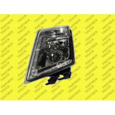 Фара основная  р / управления с ксеноновой лампой и балластом good LH Volvo FH13
