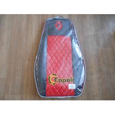 Кпл чехлов для сидения (красные) RENAULT PREMIUM 05-14