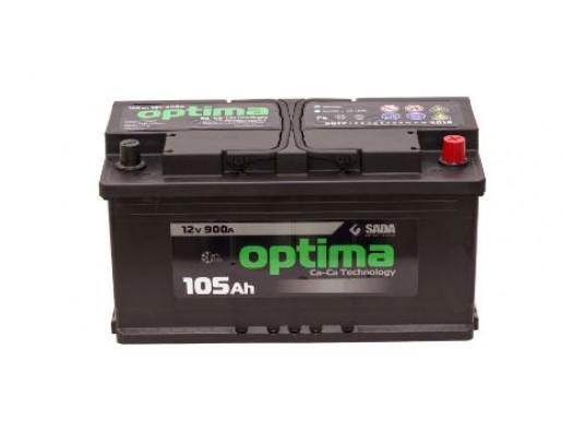 Акумулятор 105AH 900A 6СТ-105Аз Optima