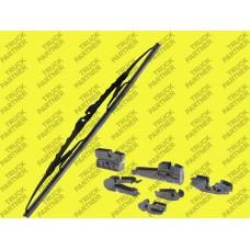Щітка склоомивача 550mm DAF95,IV.Daily Hella