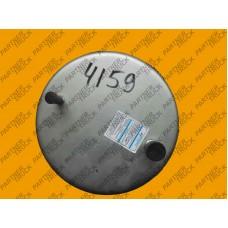 Пневмоподушка SMB Fruehauf 4159 NP05 без стакана