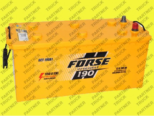 Акумулятор FORSE 180AH (1150a)