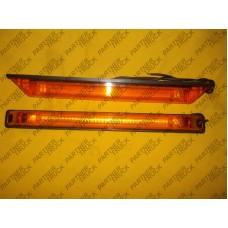 Фонарь габарита длинный (оранжевый)