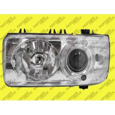 Фара основная ксенон без лампочки и воспламенителя L Daf XF105, CF, LF