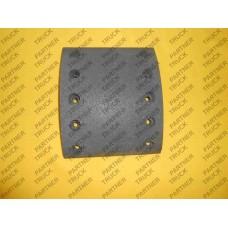 Накладки тормозные SAF, BPW 180X20 Lumag 19032/2R