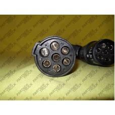 Кабель електрический  7 отверстий (без пальца пластик)