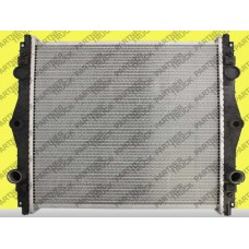 Радиатор двигателя DAF45LF  без рамы PC