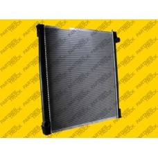 Радиатор двигателя SCANIA (4) NISSENS