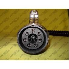 Кабель спиральный ABS, EBS 4м 7pin