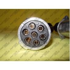 Кабель електрический  7 отверстий (без пальца металл)