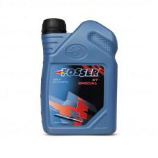 Моторное масло полусинтетика FOSSER 2T - Special 1L