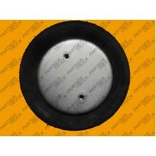 Пневмоподушка 2B12R1/4 BPW SAF двойная (гармошка)