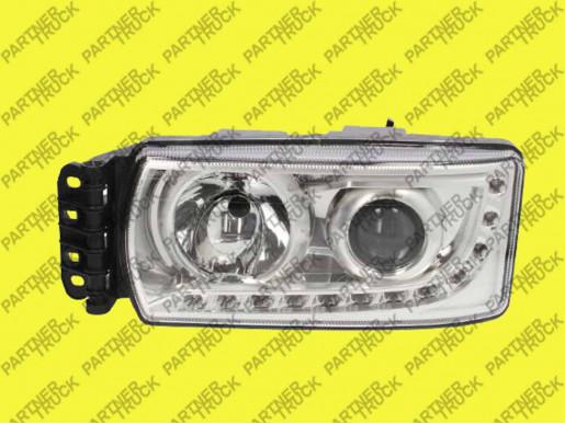 Фара головного света  левая LED  L Iveco Stralis 2013