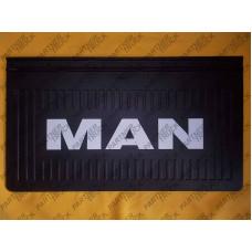 Брызговик 615X350MM, MEGA, MAN (MAN)