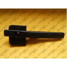Ручка двери левая  DAF (105XF, 95XF)