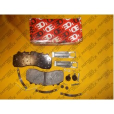 Тормозные колодки 29108TRW