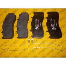 Колодки тормозные Renault DXI Volvo Meritor 29173