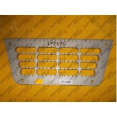 Подножка верхней ступени DAF (105XF, 95XF, 85CF, 75CF)