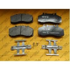 Тормозные колодки IVECO MTX-29065