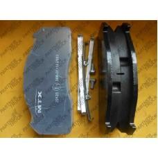 Тормозные колодки MTX-29108