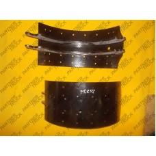 Тормозная колодка (карскас) 420*180 ROR