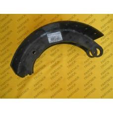 Колодка тормозная (карскас) SAF 420*200