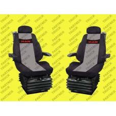 Комплект чехлов на сиденья  MAN F/L2000 94-