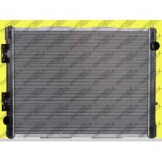 Радиатор двигателя MAN F2000 без рамы