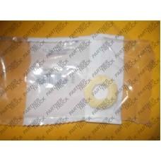 Прокладка отопителя фетровая  D1LC/D1LE/B1LC