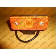 Фонарь габаритный боковой (оранжевый) UNIVERSAL