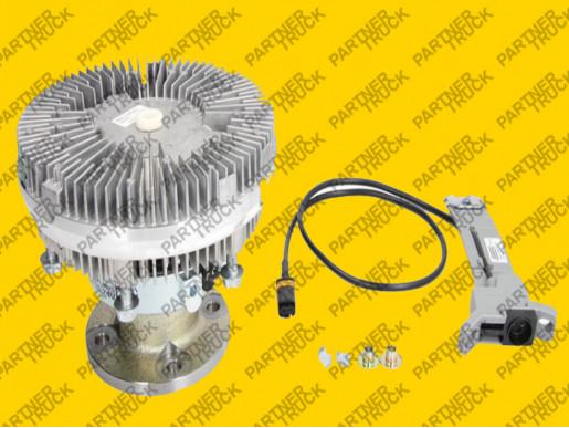 Вискомуфта вентилятора MAN TGA, TGX, TGS, F2000