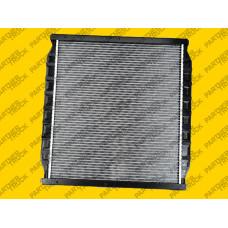 Радиатор двигателя Man L 2000 M2000