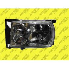 Фара основная  ксенон с лампочкой и воспламенителем LФара головного света ксенон с лампочкой и воспламенителем L Scania P