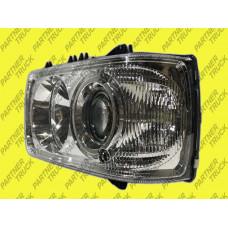Фара основная нормальный тип без лампочки LH Daf XF105, CF, LF