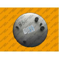 Пневмоподушка 836mb с метал.стак. 2-отв. DAF