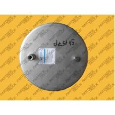 Пневмоподушка 4157NP05 без стакана ROR Weweler
