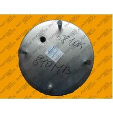 Пневмоподушка 810MB с метал. стаканом SAF, ROR, WEWELER