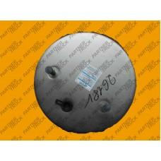 Пневмоподушка 4022NP03 2618V с пласт. стаканом SAF