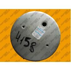 Пневмоподушка 4158NP03 SAF,SCHMITZ с пласт. стаканом
